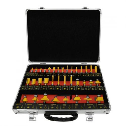 Фрезери Rexxer RG-03-105 комплект 35 бр.