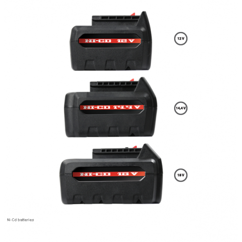 Акумулаторна батерия Ni-Cd 18 C