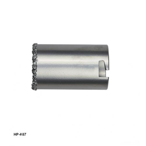 Боркорона за тухла, керамика и камък HP-K67