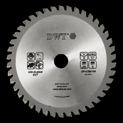 Циркулярен диск за дърво DWT CS-Q30 / 210