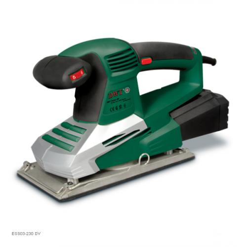 Вибрационна шлифовъчна машина ESS 03-230 DV