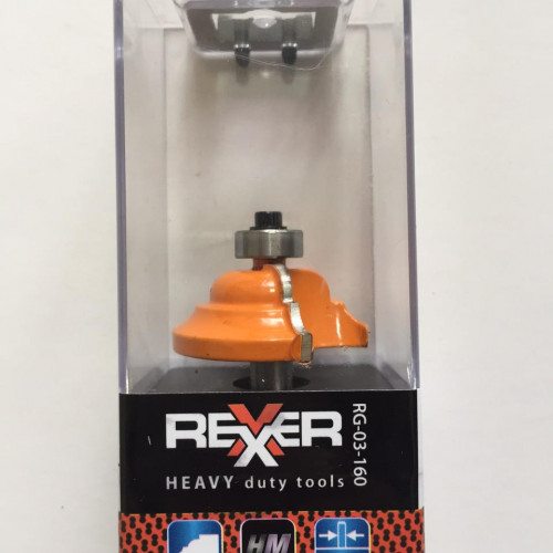 Фрезер REXXER RG-03-160