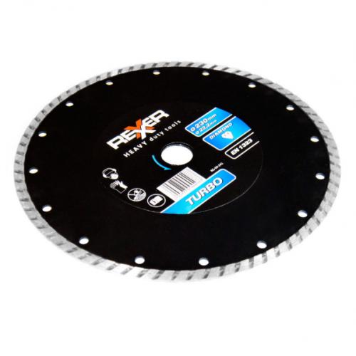 Диамантен диск REXXER TURBO (универсален) 230 мм RG-09-242