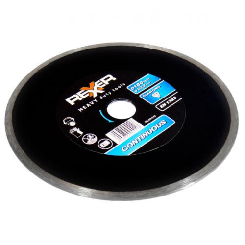 Диамантен диск REXXER за водно рязане 180 мм RG-09-245