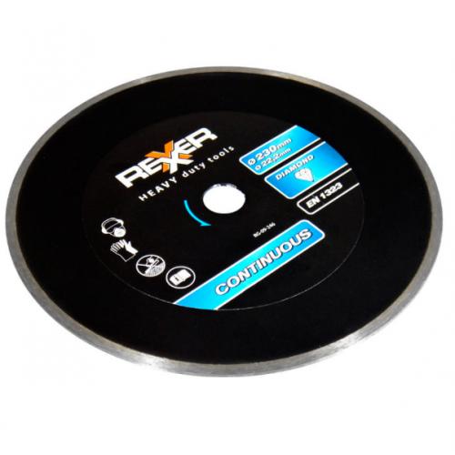 Диамантен диск REXXER за водно рязане 230 мм RG-09-246